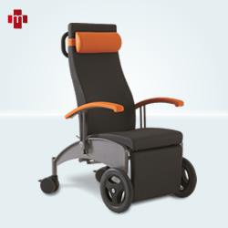 Transportstühle, Mobilisationsstühle