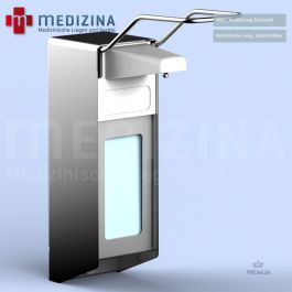 Dosierspender für Desinfektionsmittel und Seife
