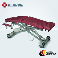 Osteopathie Behandlungsliegen
