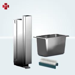 Spender für Handwaschbürsten